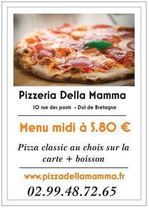 Pizzeria flyers 2020